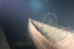 Gunilda-Lifeboat & Helm