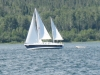 Sailing to the Slates