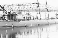 Whaleback Barge 115