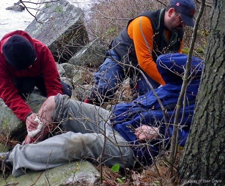 Advanced Wilderness Remote First Aid By The Bay Adventures